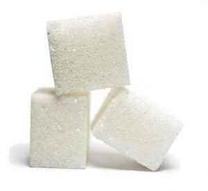 Zucker-Fallen Würfel-Zucker Gesundheit WHO