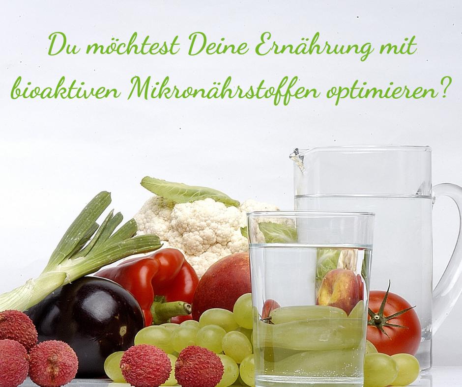 mikronährstoffe beratung online